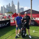 Barton helps keep Drysdale on track in Dubai